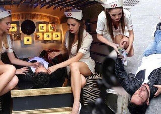ممرضات في تركيا