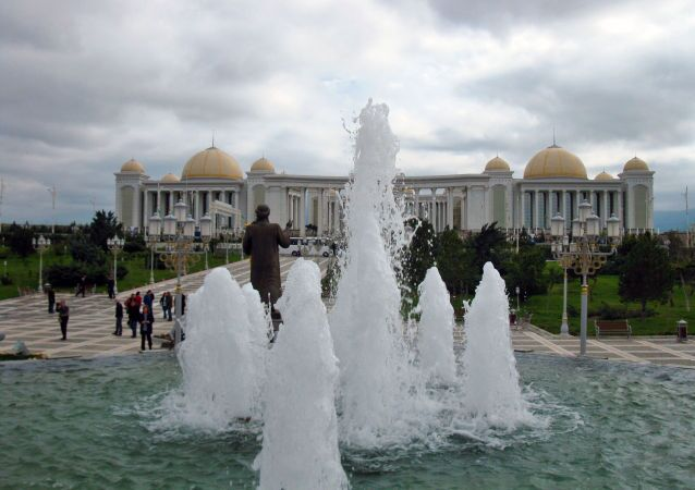 عشق اباد عاصمة تركمانيا