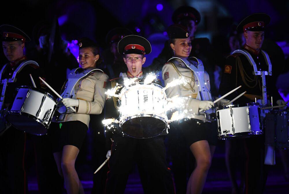 مهرجان سباسكايا باشنيا -2016 الموسيقي في موسكو