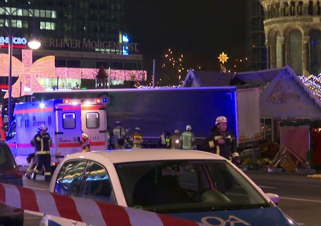 هجوم إرهابي في برلين