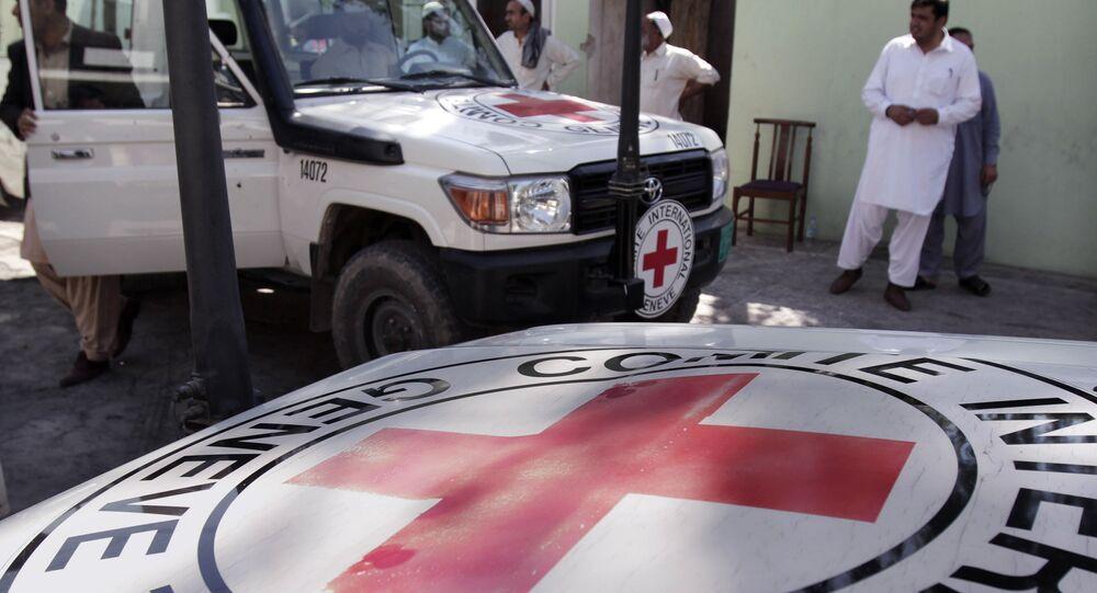 منظمة الصليب الأحمر الدولي