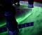 الشفق القطبي من الفضاء