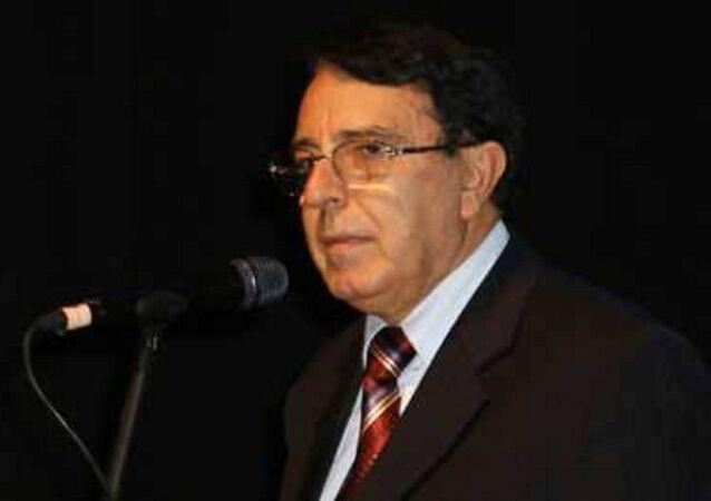 المتحدث باسم هيئة التفاوض العليا في المعارضة السورية رياض نعسان آغا