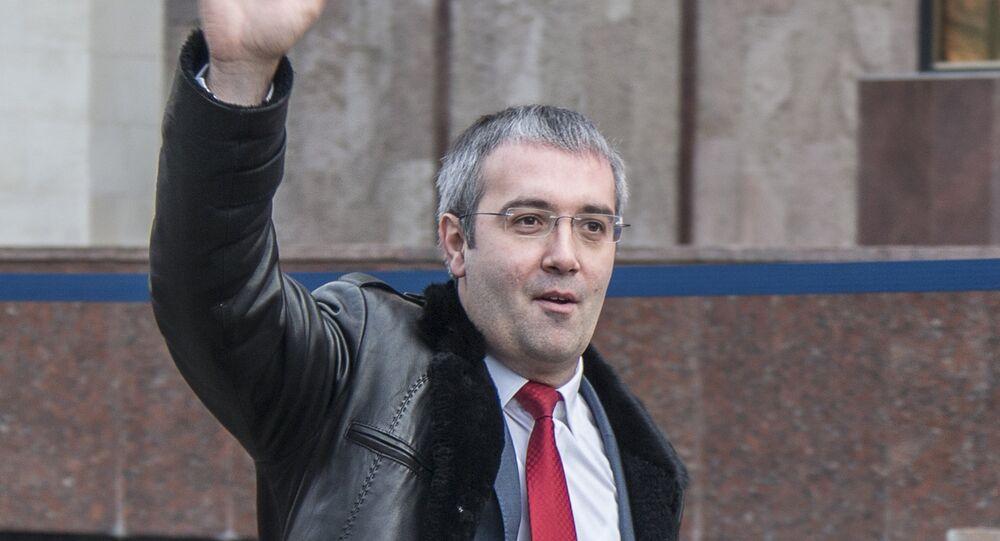 رئيس مولدافيا إيغور دودون