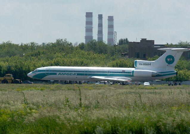 طائرة تو 154