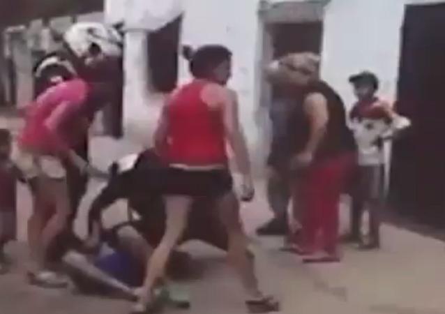 ضرب ضابط