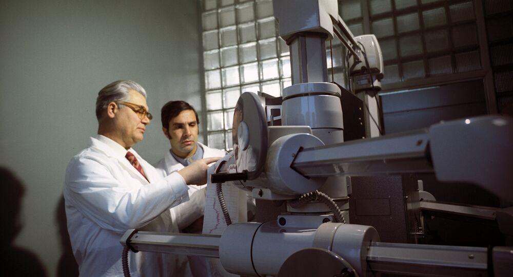 قسم أمراض الجهاز البولي بمعهد تعزيز مهارات الأطباء في موسكو