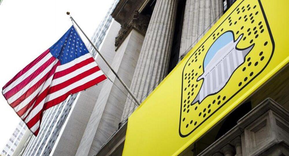 شركة سناب الأمريكية