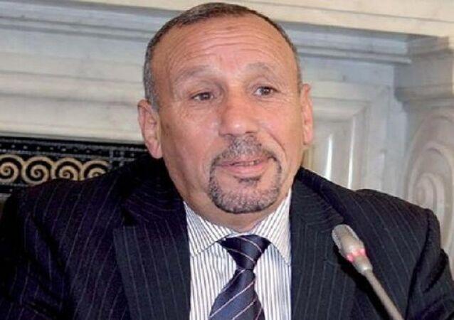 الرئيس السابق للجنة العلاقات الخارجية بمجلس الأمة الجزائري، إبراهيم بولحية