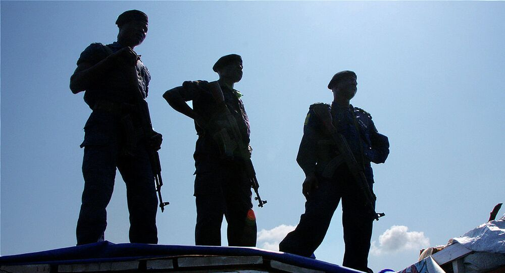 Police of the Democratic Republic of Congo (DRC)