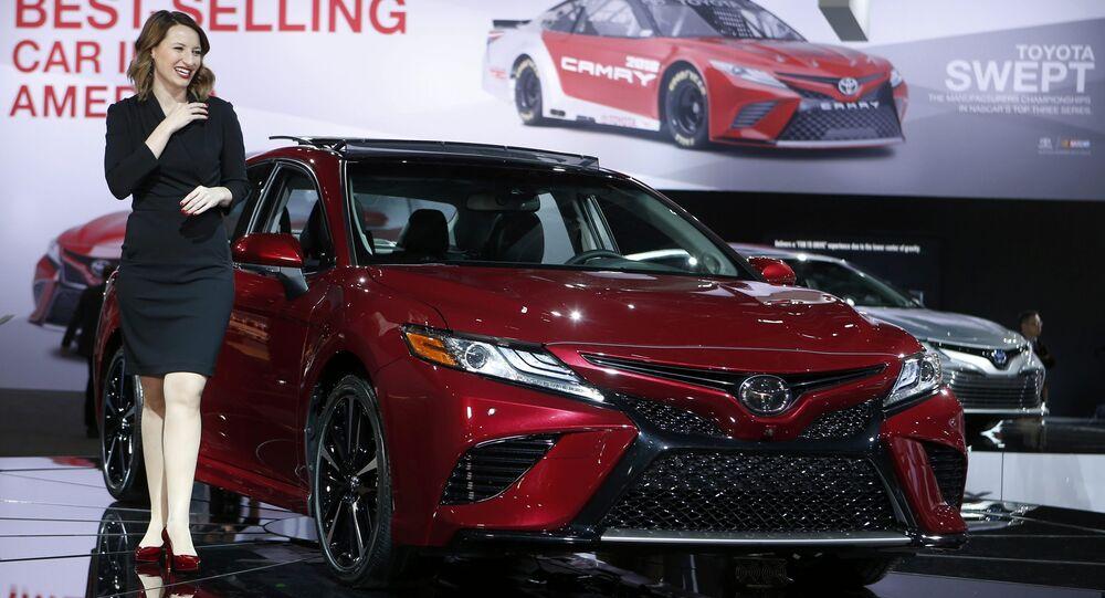 قائمة أفضل 5 سيارات في السعودية والأكثر مبيعا Sputnik Arabic