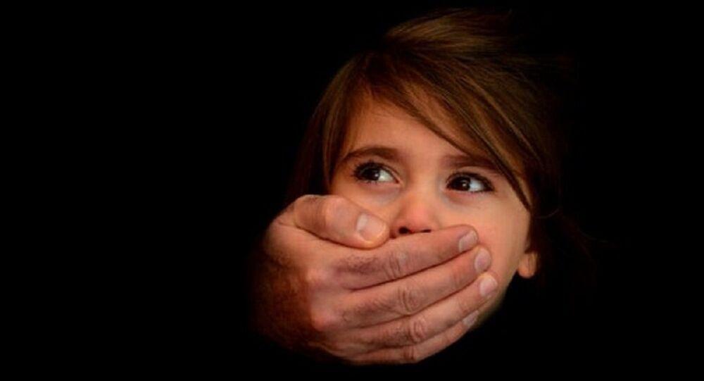 عودة طفلة بعد اختطافها