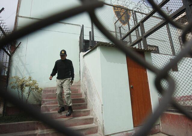 سجن في بيرو
