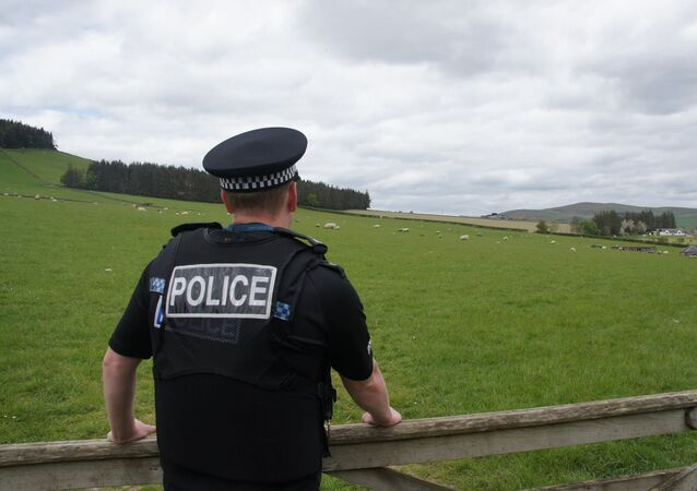 شرطة اسكتلندا