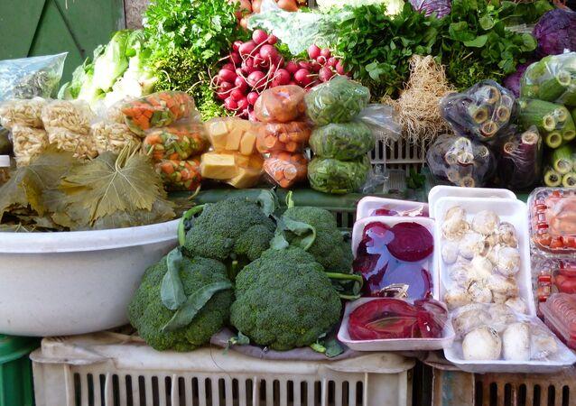 سوق التنابل السوري في دمشق