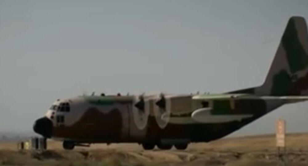 الطائرة هيركوليس الإسرائيلية