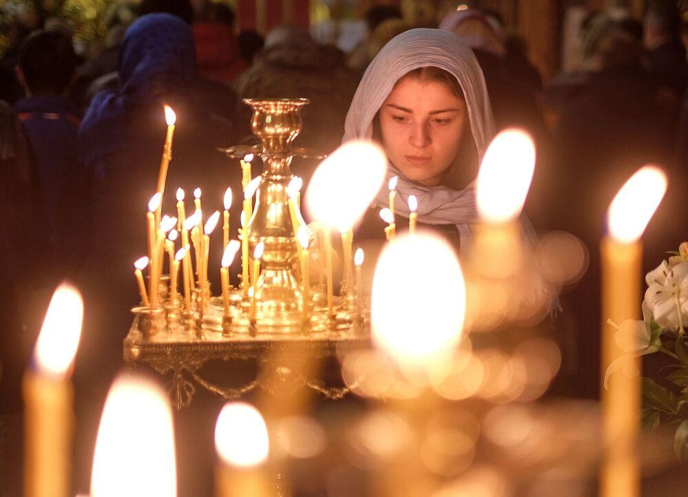 عيد الغطّاس في كراسنودار