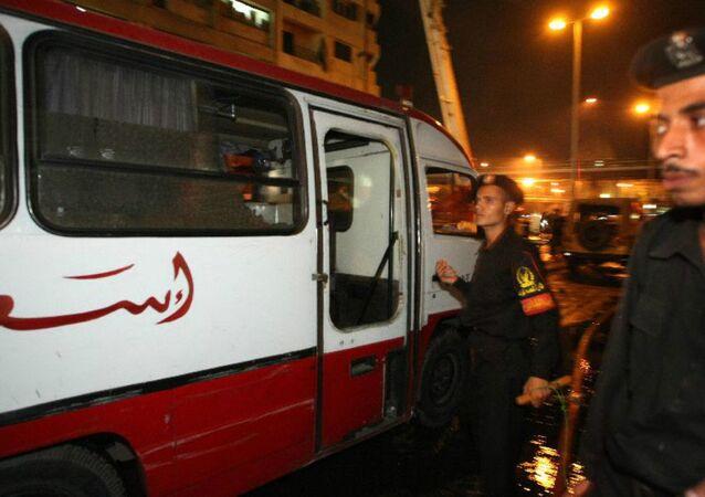 إسعاف مصري
