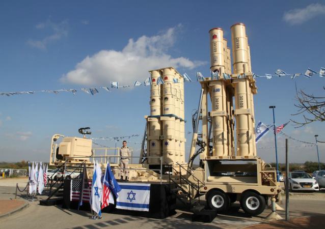 صواريخ أرو 3 الإسرائيلية