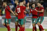 منتخب المغرب لكرة القدم