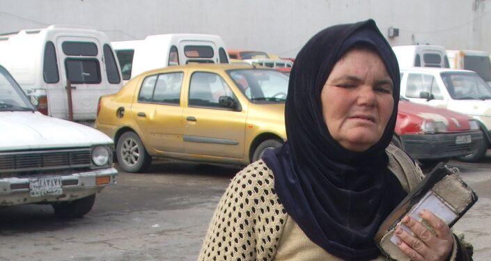 سورية أضاعت عائلتها