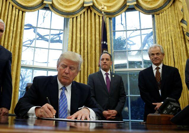 ترامب و قانون الاجهاض