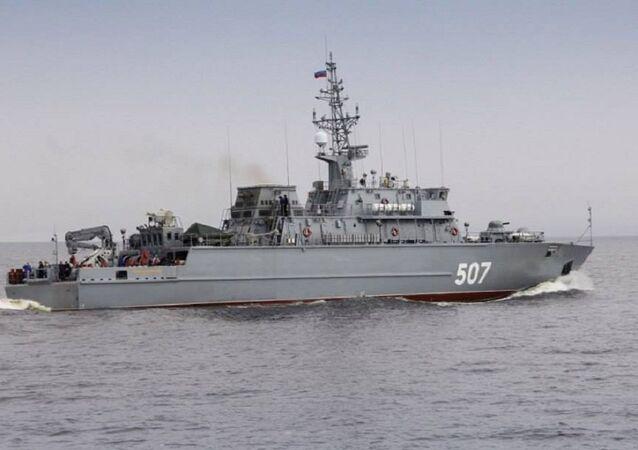 سفينة مضادة للألغام من الجيل الجديد (مشروع 12700)