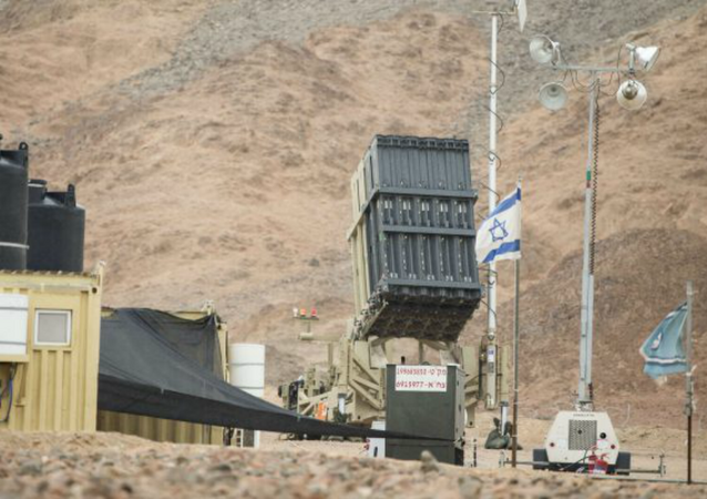 الدرع الصاروخي الإسرائيلي مقلاع داود