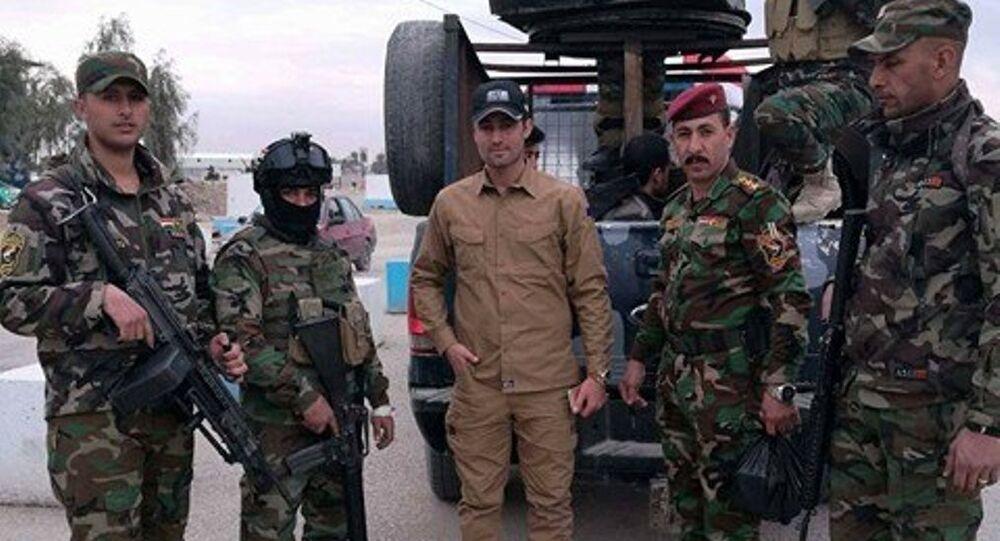 القوات العراقية في الموصل