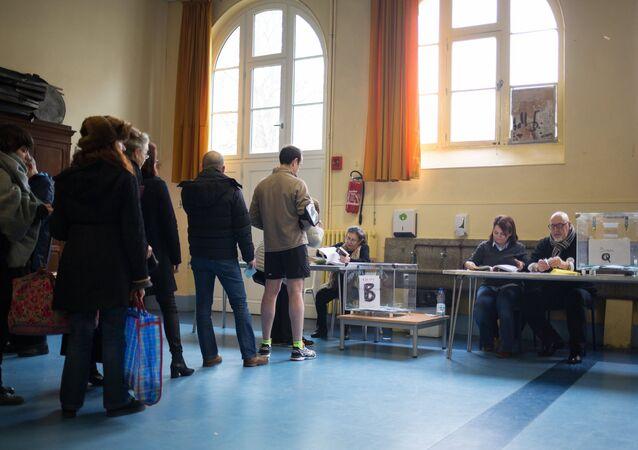 الانتخابات التمهيدية الفرنسية لأحزاب اليسار