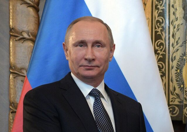 بوتين وأروبان