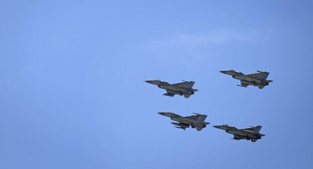 طائرات من سلاح الجو الأردني