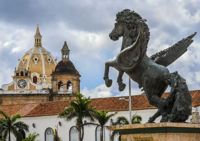 مدينة قرطاجنة، كولومبيا