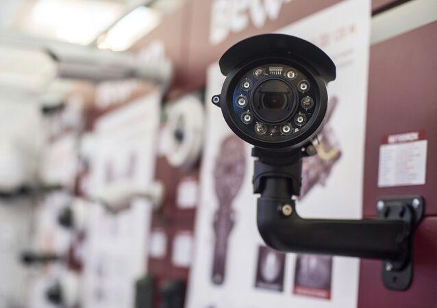 كاميرة مراقبة