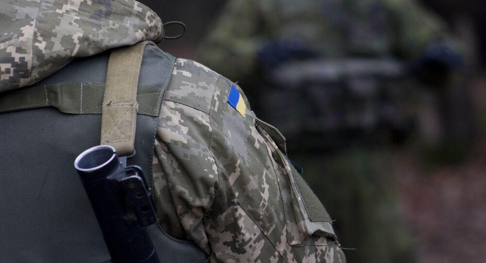 جنود الجيش الأوكراني