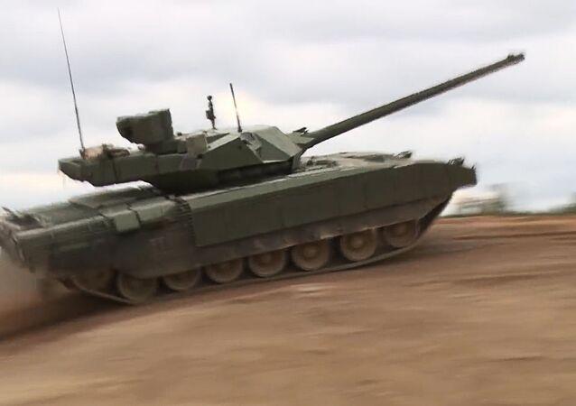 دبابة تي-14 أرْماتا