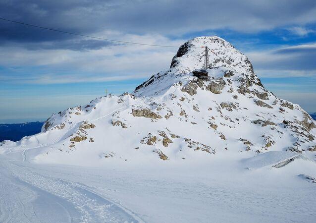 جبال الألب