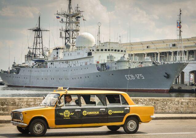 سفينة  استطلاع فيكتور ليونوف