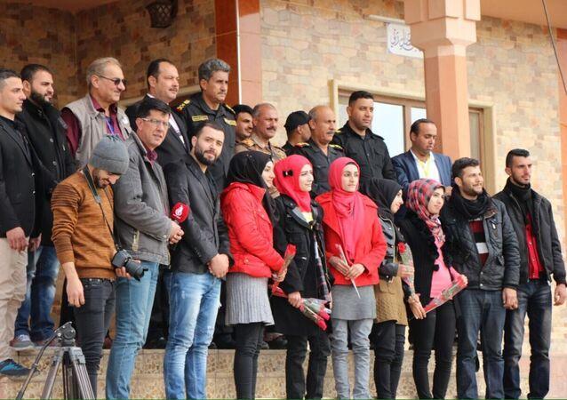 عيد الحب في الموصل