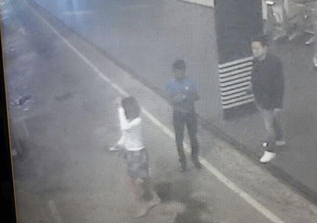 المشتبه بها في مقتل شقيق الزعيم الكوري الشمالي