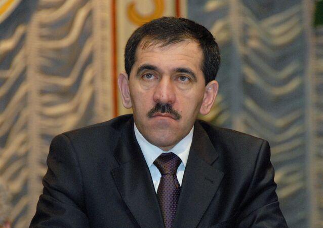 رئيس إنغوشيا يونس بك يفكوروف