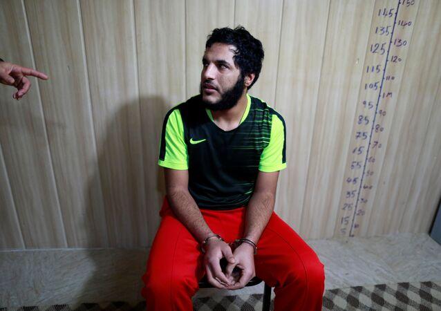 أحد مقاتلي داعش