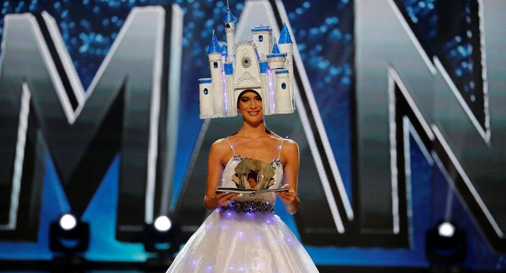 ملكة جمال الكون 2017