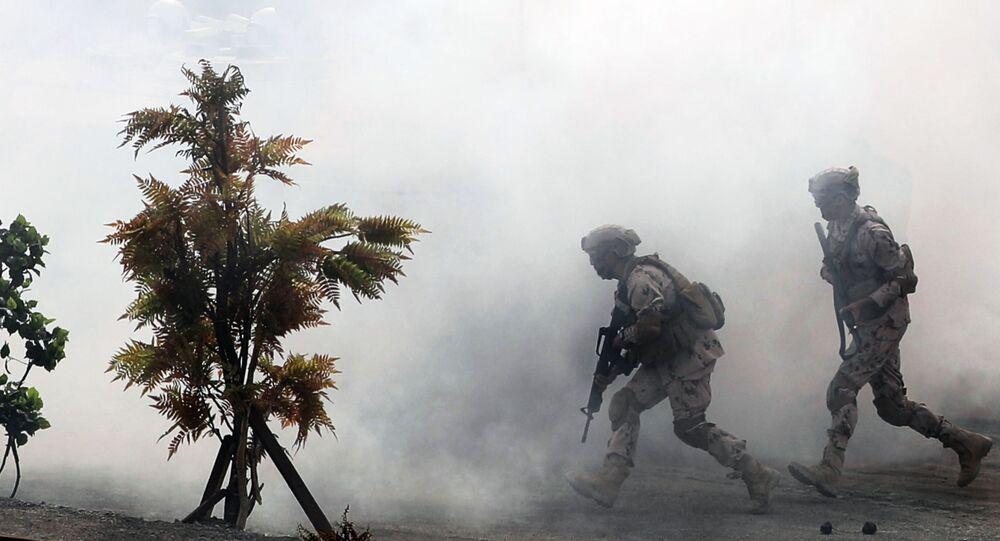 جنود إماراتيون