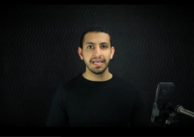 الشاب اليمني أحمد آل شيبة
