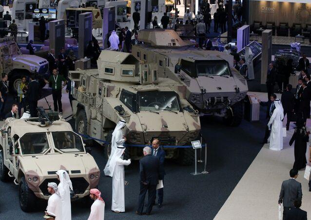 معرض آيدكس الدولي للدفاع أبو ظبي