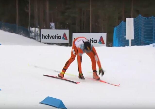 أسوء متزلج