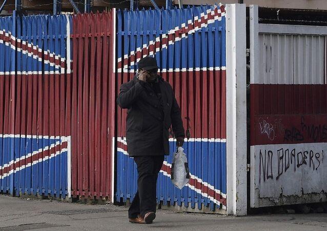 رجل بريطاني