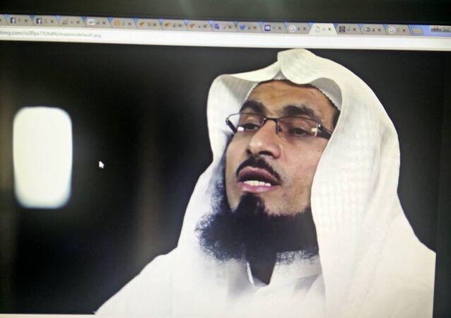 الداعية السعودي عصام العويد
