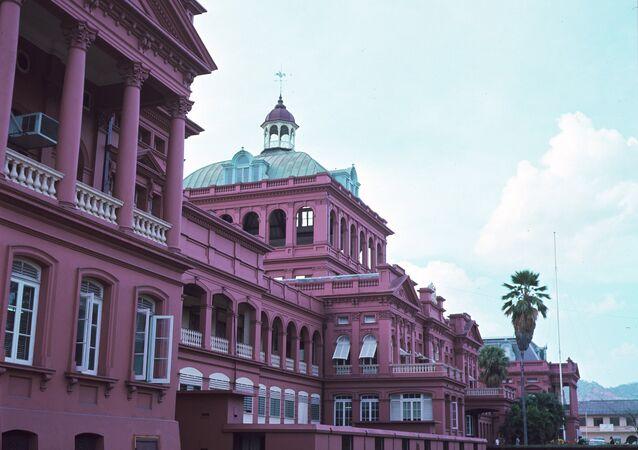 مدينة بورت اوف سبين في جزيرة ترينيداد